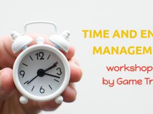 Επιστρέψαμε στην ΑΒ Βασιλόπουλος για 'Time & Energy Management'!